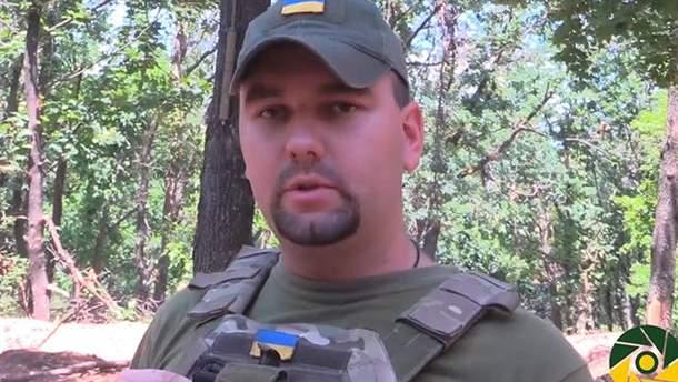 """Боец АТО рассказал о том, как боевики не соблюдают """"хлебное перемирие"""" на Донбассе"""