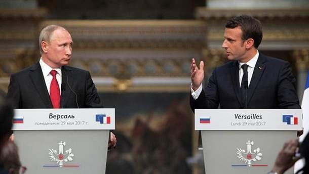 В Путіна прокоментували заяву Макрона про українську Анну Ярославну