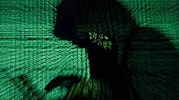 Хакерская атака в Украине