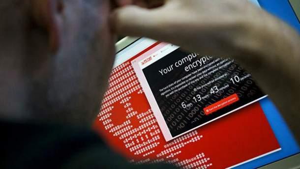 Petya атаковал мощные мировые компании