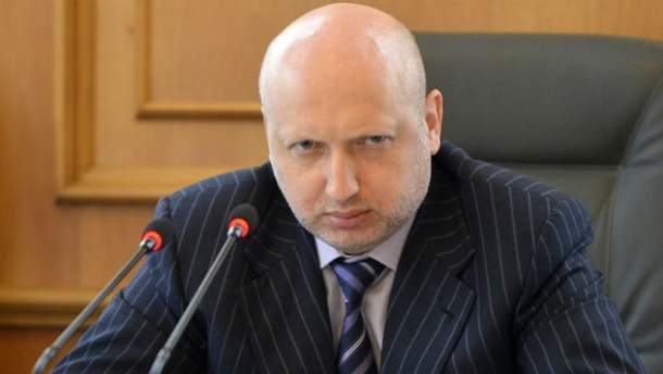 Александр Турчинов поздравил с Днем Конституции Украины