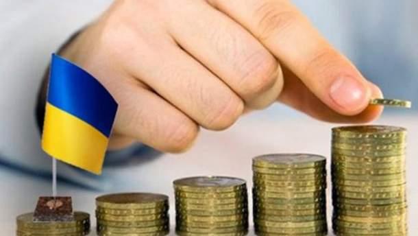 Госдолг Украины вырос