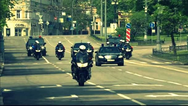 Візит Путіна в Іжевськ