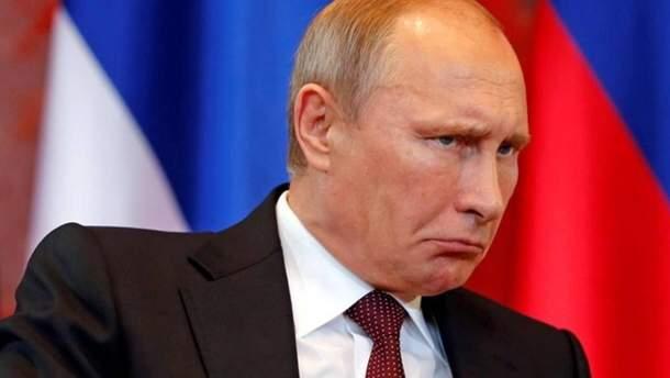Заходу треба тримати Путіна за горло двома руками