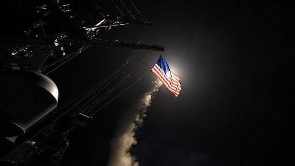 США не вперше завдавати ракетного удару по Сирії