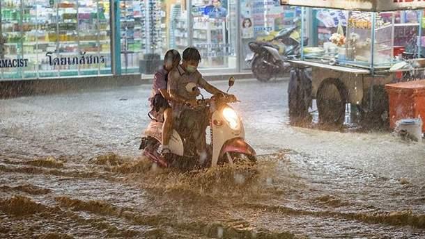 Мощные наводнение в Китае: пострадали более 5 миллионов человек, есть жертвы