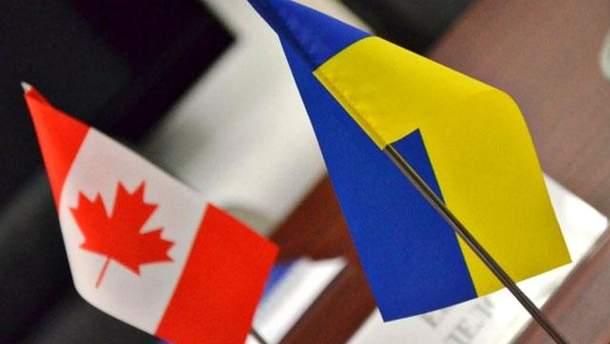Свободная торговля между Украиной и Канадой стартует 1 августа