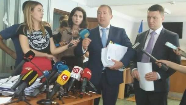 Адвокаты Януковича будут подавать иск в Евросуд