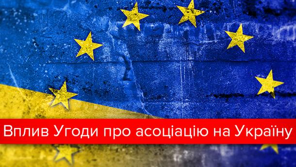 Соглашение об ассоциации Украина – ЕС