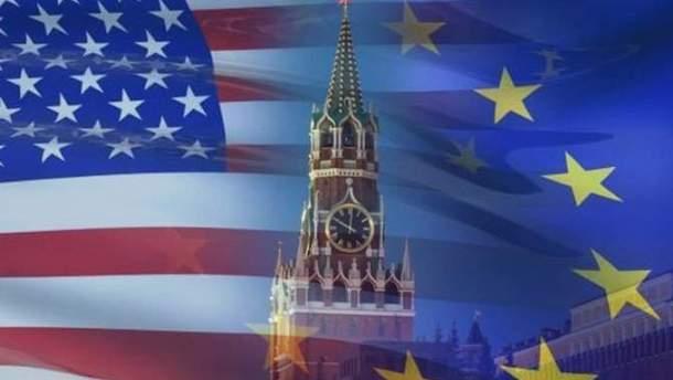 Європа невдоволена самостійним рішенням США щодо санкцій проти Росії