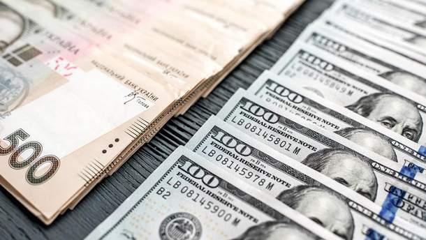 Наличный курс валют 29 июня в Украине