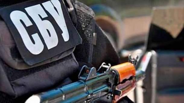 СБУ впіймала інформатора терористів