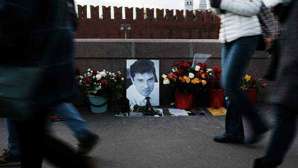 Убийство Бориса Немцова произошло под стенами Кремля