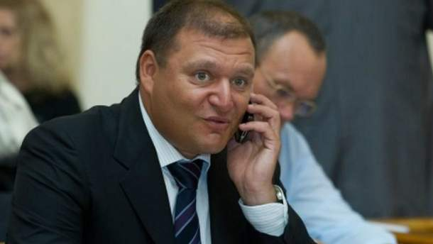 Луценко просить Раду зняти недоторканність з Михайла Добкіна