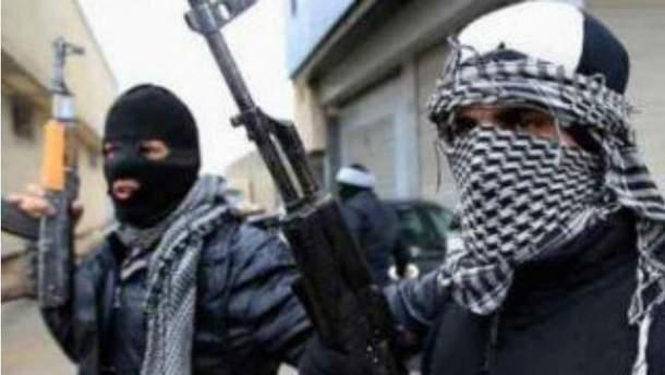 Джехадисти в Сирії
