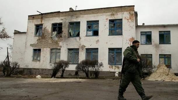 Пророссийские боевики не прекращают провокаций на Донбассе