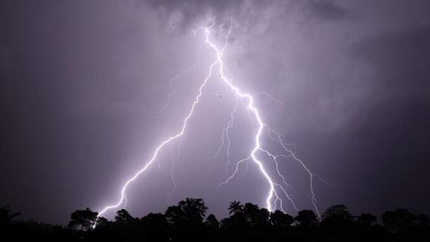 Смертельная молния