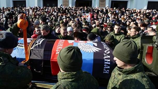 Боевики вновь понесли потери на Донбассе
