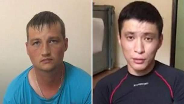 На Херсонщині затримали двоє військовослужбовців ФСБ РФ