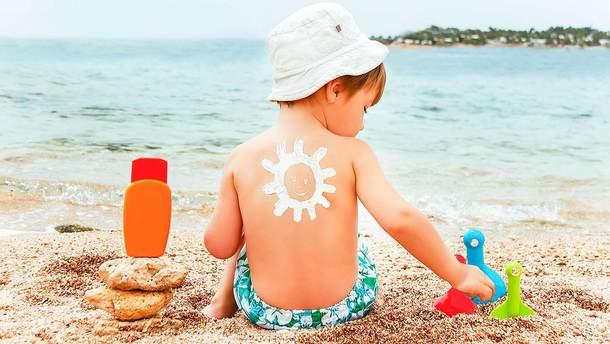Як правильно обрати сонцезахисний крем