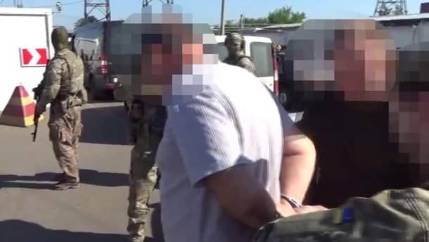 Затримали інформатора терористів