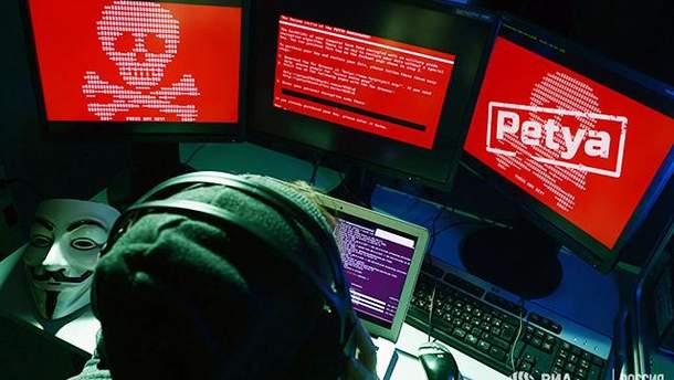 В Росії відкидають звинувачення від СБУ в атаках вірусом Petya.A