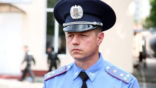 За преступления против Евромайдана осужден экс-заместитель главы полиции Чернигова и Одессы Эдуард Гребенюк