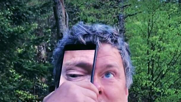 Мішель Гондрі із iPhone 7