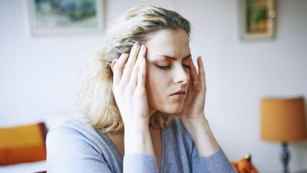 Резкая головная боль в левом полушарии при оргазме у женщин