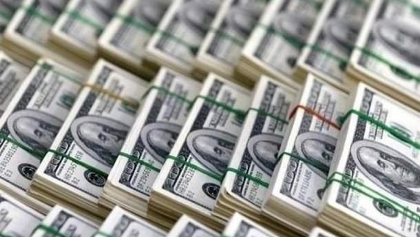 Гроші від МВФ