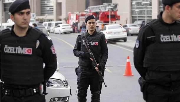 Стрельба в Турции (Иллюстративное фото)