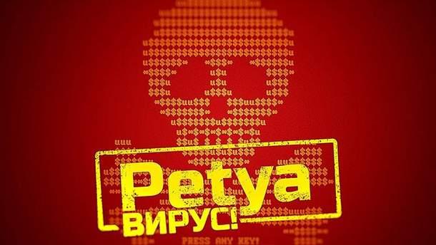 Атака вірусом Petya