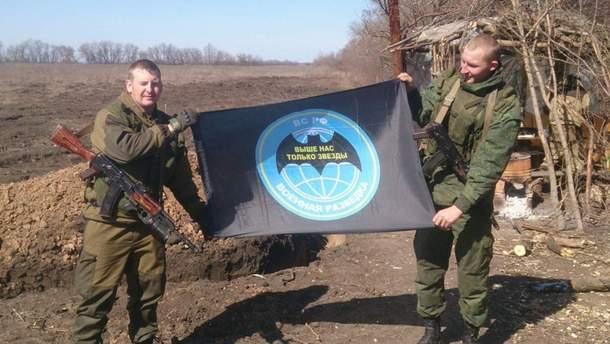 Віктор Агеєв на Донбасі