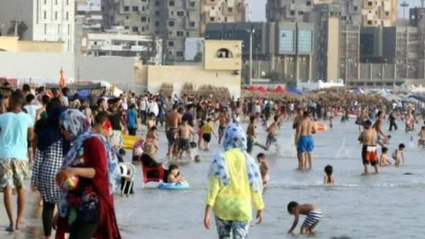 Напад на пляжі Лівії
