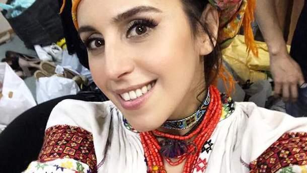 Джамала прокоментувала заборону виступів в Росії