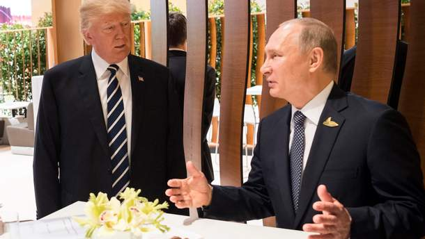 Картинки по запросу Путин и Трамп - фото