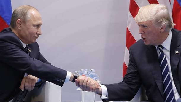 Трамп незабаром проголосить Росію