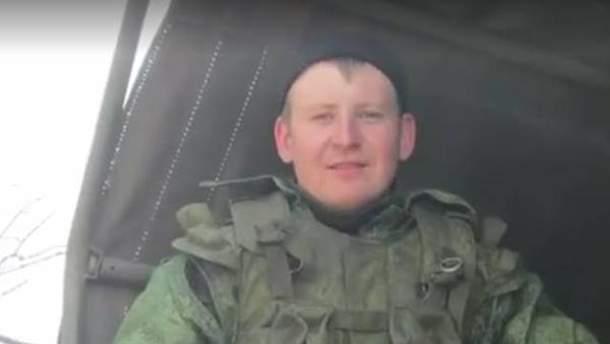 Росія не визнає Віктора Агеєва своїм військовим