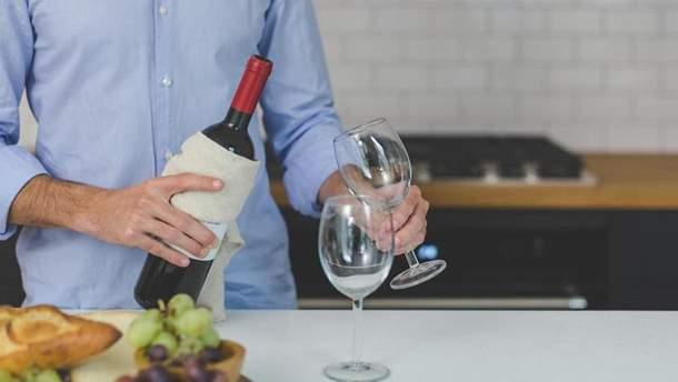 Як правильно пити алкоголь