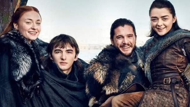 """Дата виходу сьомого сезону """"Гри престолів"""""""