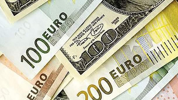 Курс валют НБУ на 13 июля: доллар теряет, евро дорожает