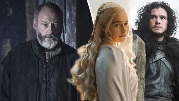 """Що чекати від сьомого сезону """"Гри престолів"""""""