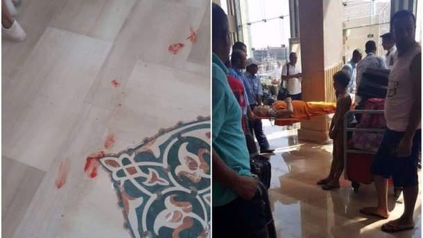 Кровавое нападение на туристов в Египте