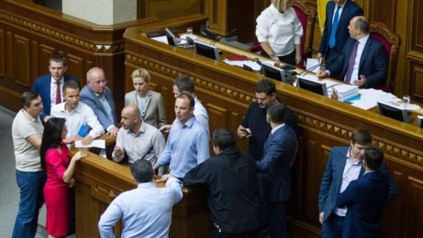 Депутати як студенти – відклали все на останній день