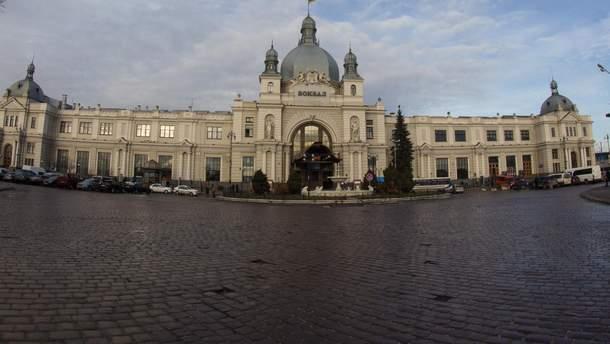 Львівський головний залізничний вокзал
