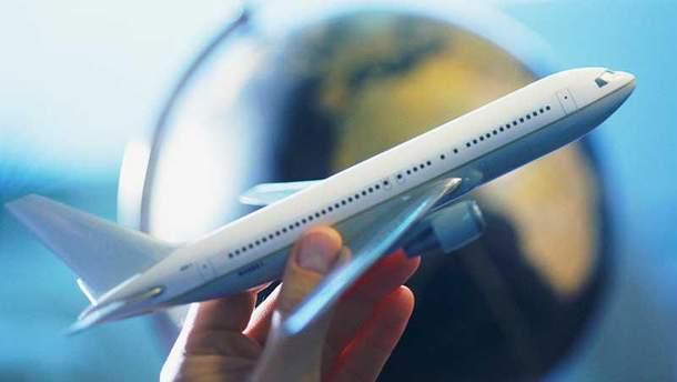 Дешевые авиалинии Украины (Иллюстрация)