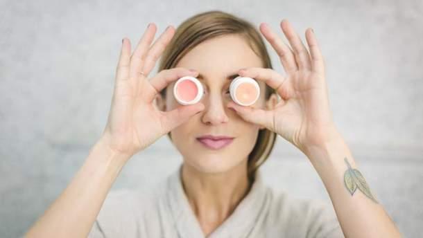 Як забрати темні кола під очима
