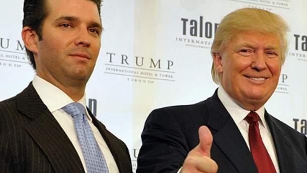 Встреча Трампа-младшего и российского юриста была