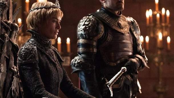 Гра престолів 7 сезон, 1 сереія – Серсея Ланністер
