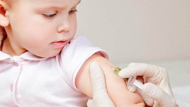 Вакцинация детей: подготовка